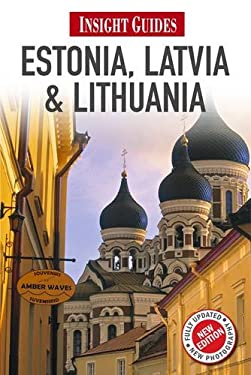 Insight Guides Estonia, Latvia & Lithuania 9789812823144