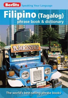 Filipino (Tagalog) Phrase Book & Dictionary 9789812681614