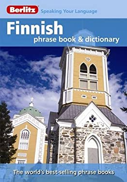 Finnish Phrase Book & Dictionary 9789812684813