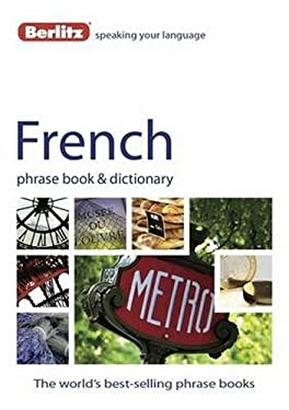 Berlitz French Phrase Book & Dictionary 9789812689610