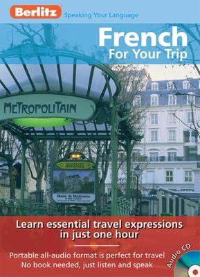 French for Your Trip [With Booklet] 9789812680440