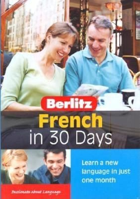 French in 30 Days [With Book] 9789812467348