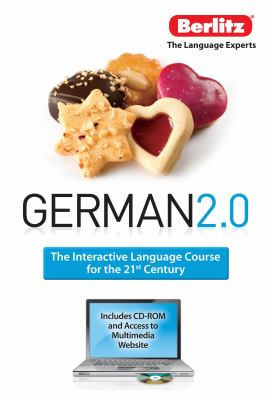 Berlitz German 2.0 9789812688996