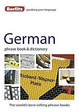 Berlitz German Phrase Book & Dictionary 9789812689627