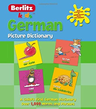 German Picture Dictionary 9789812463883