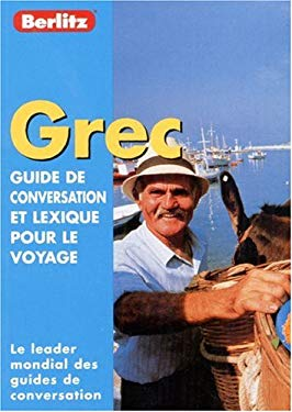Greece Berlitz Pocket Guide in French 9789812461377