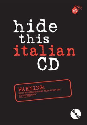 Hide This Italian CD
