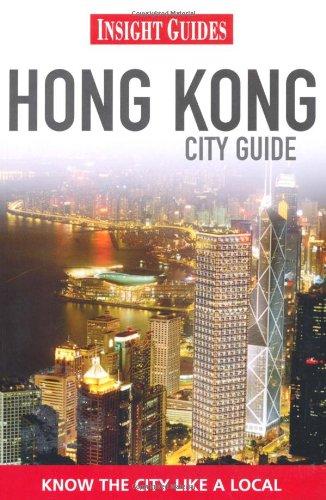 Insight Guides: Hong Kong City Guide 9789812823175