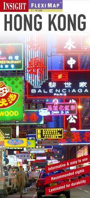 Hong Kong Insight Fleximap 9789812583727