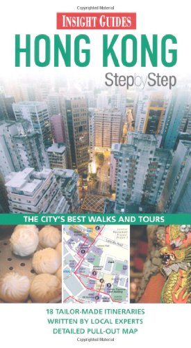 Insight Guide: Hong Kong Step by Step 9789812820990