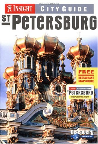 Insight City Guide St. Petersburg 9789812581501