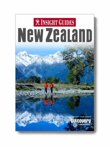 Insight Guide New Zealand 9789812586667