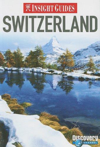 Insight Guide Switzerland 9789812586803