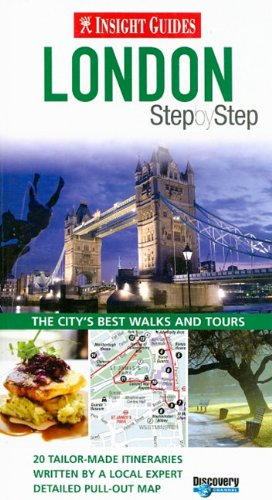 Insight Guides: London Step by Step 9789812586551
