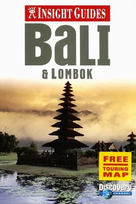 Insight Guides Bali & Lombok [With Free Touring Map] 9789812584052