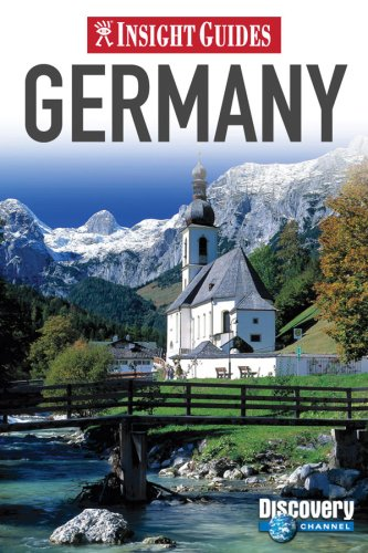 Insight Guides Germany 9789812820020