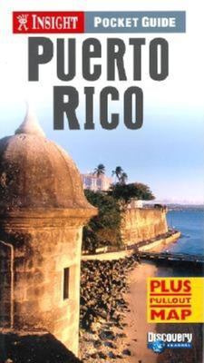 Insight Pocket Guide to Puerto Rico 9789812580870