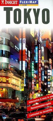 Insight Tokyo Fleximap 9789812588081