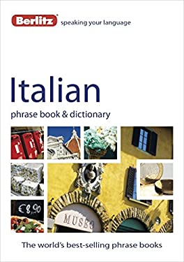 Berlitz Italian Phrase Book & Dictionary 9789812689634