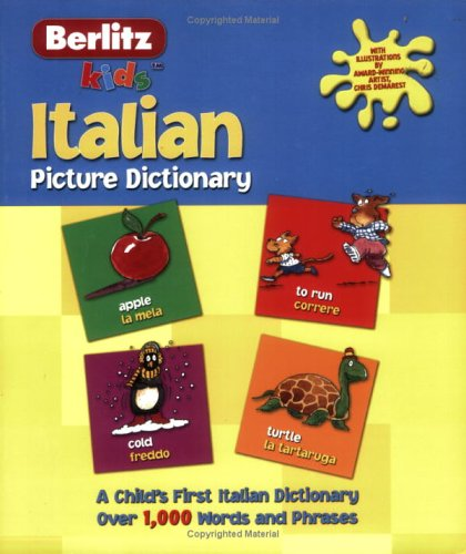 Italian Picture Dictionary 9789812463906