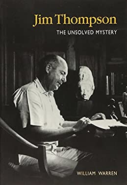 Jim Thompson: The Unsolved Myst 9789813018822