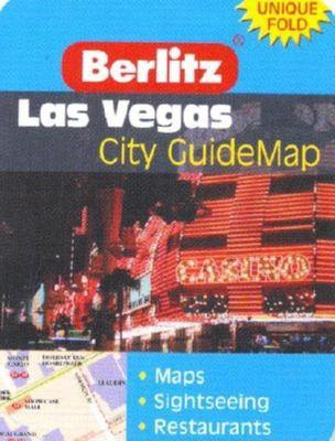 Las Vegas Berlitz Z Map 9789812464460