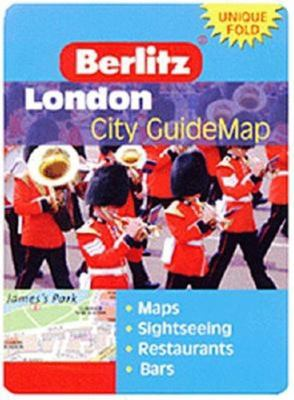 London Berlitz Z Map 9789812464477