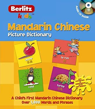 Mandarin Chinese Picture Dictionary 9789812684356