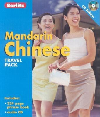 Mandarin Chinese Travel Pack [With Book] 9789812462039