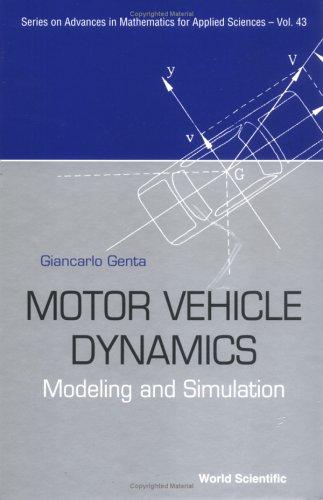 Motor Vehicle Dynamics By G Genta Giancarlo Genta