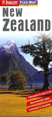 New Zealand Insight Fleximap 9789812583963
