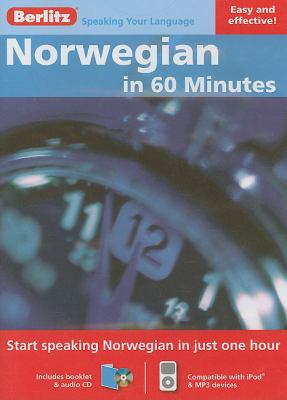 Norwegian in 60 Minutes [With Booklet] 9789812683953