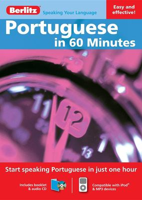 Portuguese in 60 Minutes [With Booklet]