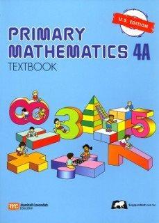 Primary Mathematics 4A Textbook