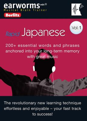 Rapid Japanese, Volume 1 [With Phrase Book]