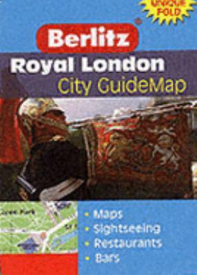 Royal London Berlitz Guidemap 9789812465436