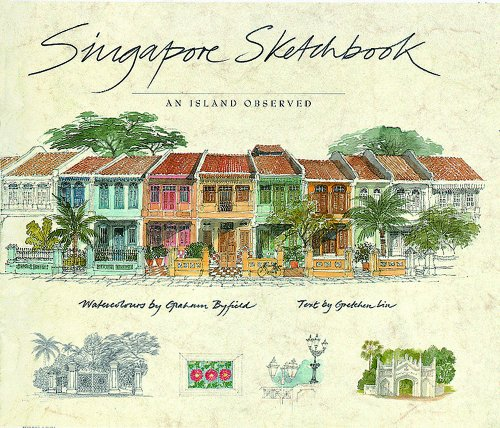 Singapore Sketchbook 9789814068406