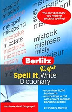 Spell It Right Dictionary 9789812469816