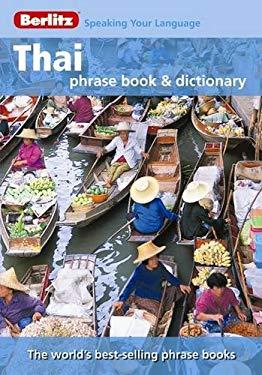 Thai Phrase Book & Dictionary 9789812684776