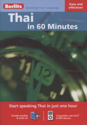 Thai in 60 Minutes [With Booklet] 9789812683946