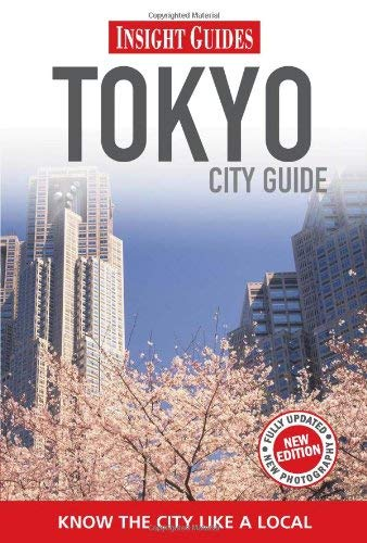Insight Guides: Tokyo City Guide 9789812822635