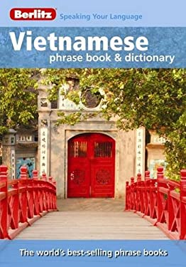 Vietnamese Phrase Book & Dictionary 9789812467195