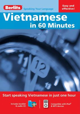 Vietnamese in 60 Minutes [With Booklet] 9789812686596