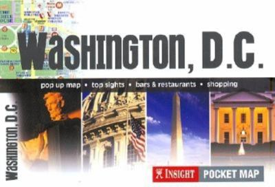 Washington, D.C. Insight Pocket Map 9789812585417