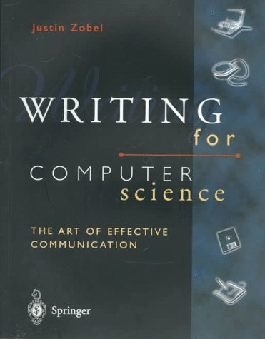 Writing for Computer Science 9789813083226