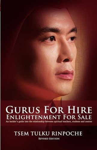 Gurus for Hire, Enlightenment for Sale 9789834339982