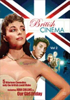 British Cinema Volume 2 Comedies