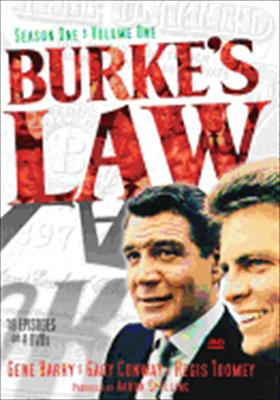 Burke's Law: Season 1, Volume 1