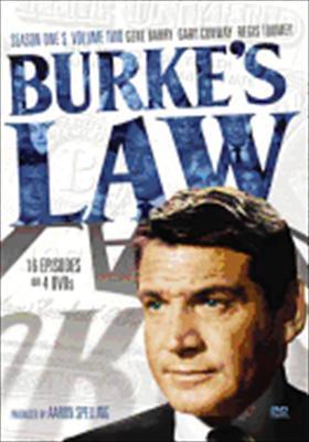 Burke's Law: Season 1, Volume 2