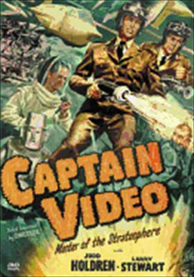 Captain Video: Cliffhanger Collection